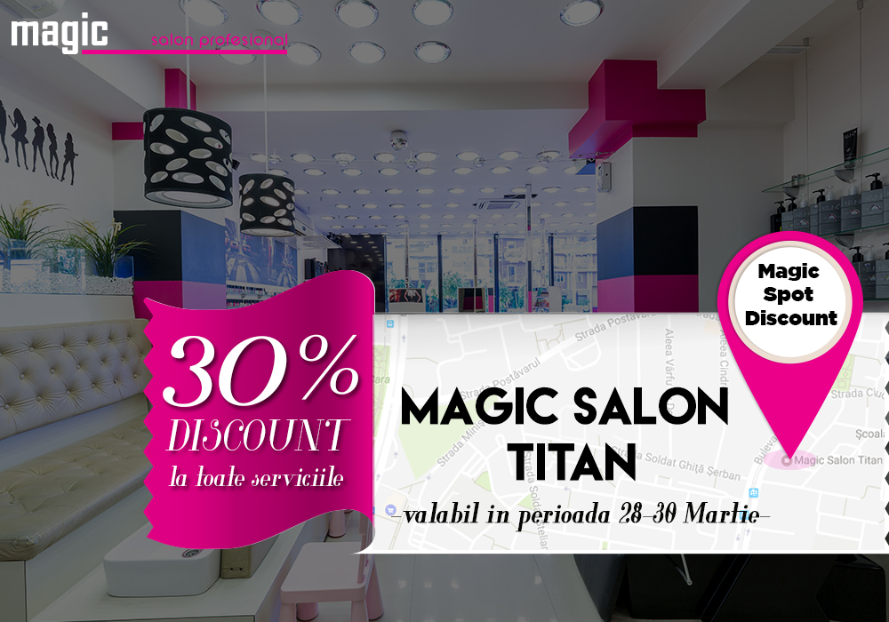 Magic Salon Titan