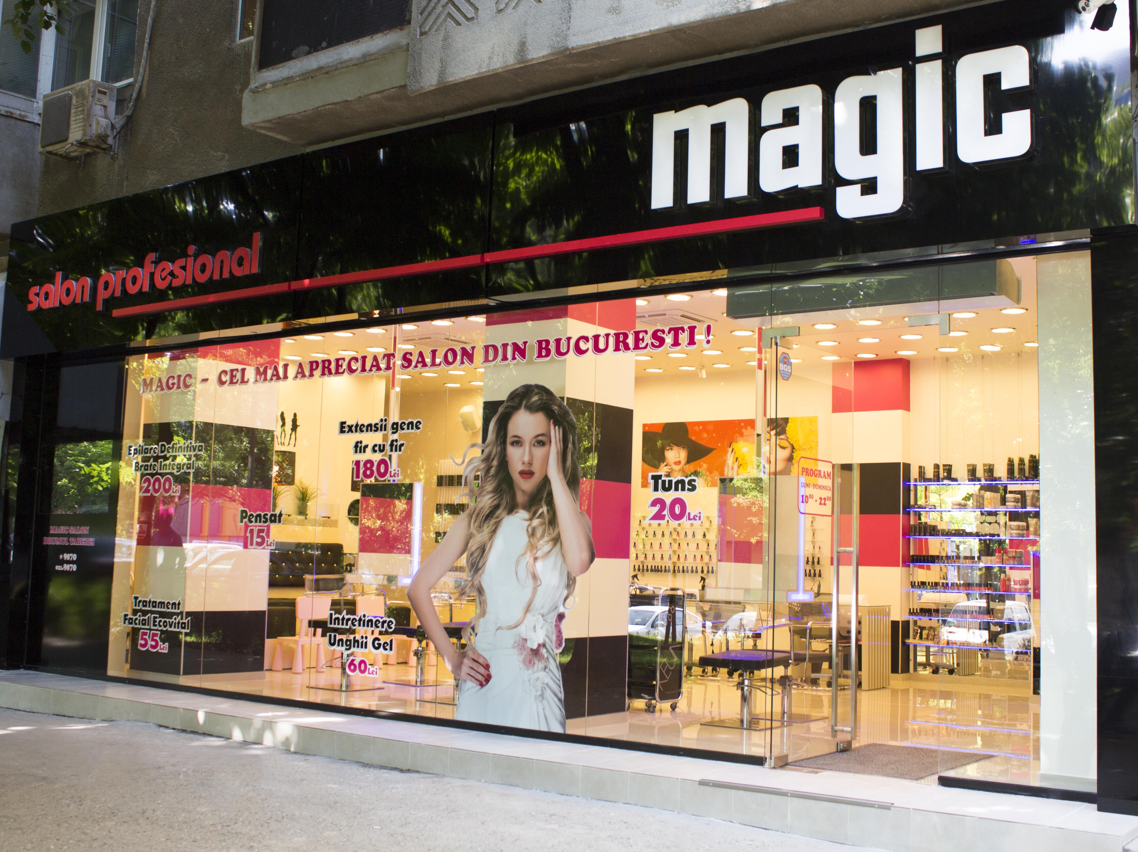 Saloanele Magic Un Nou Salon Magic Mai Aproape De Tine Drumul
