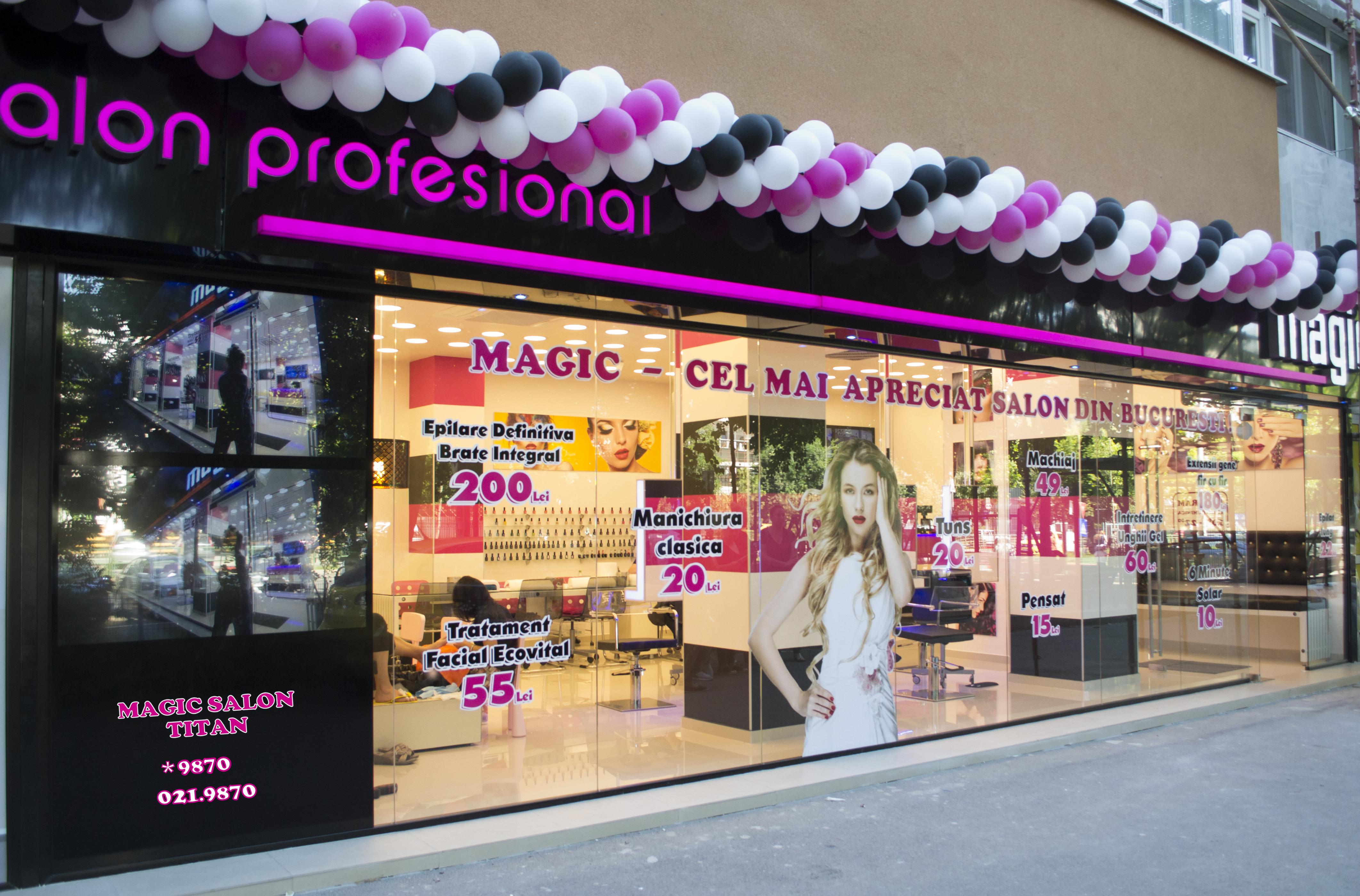 Recenzii magic salon