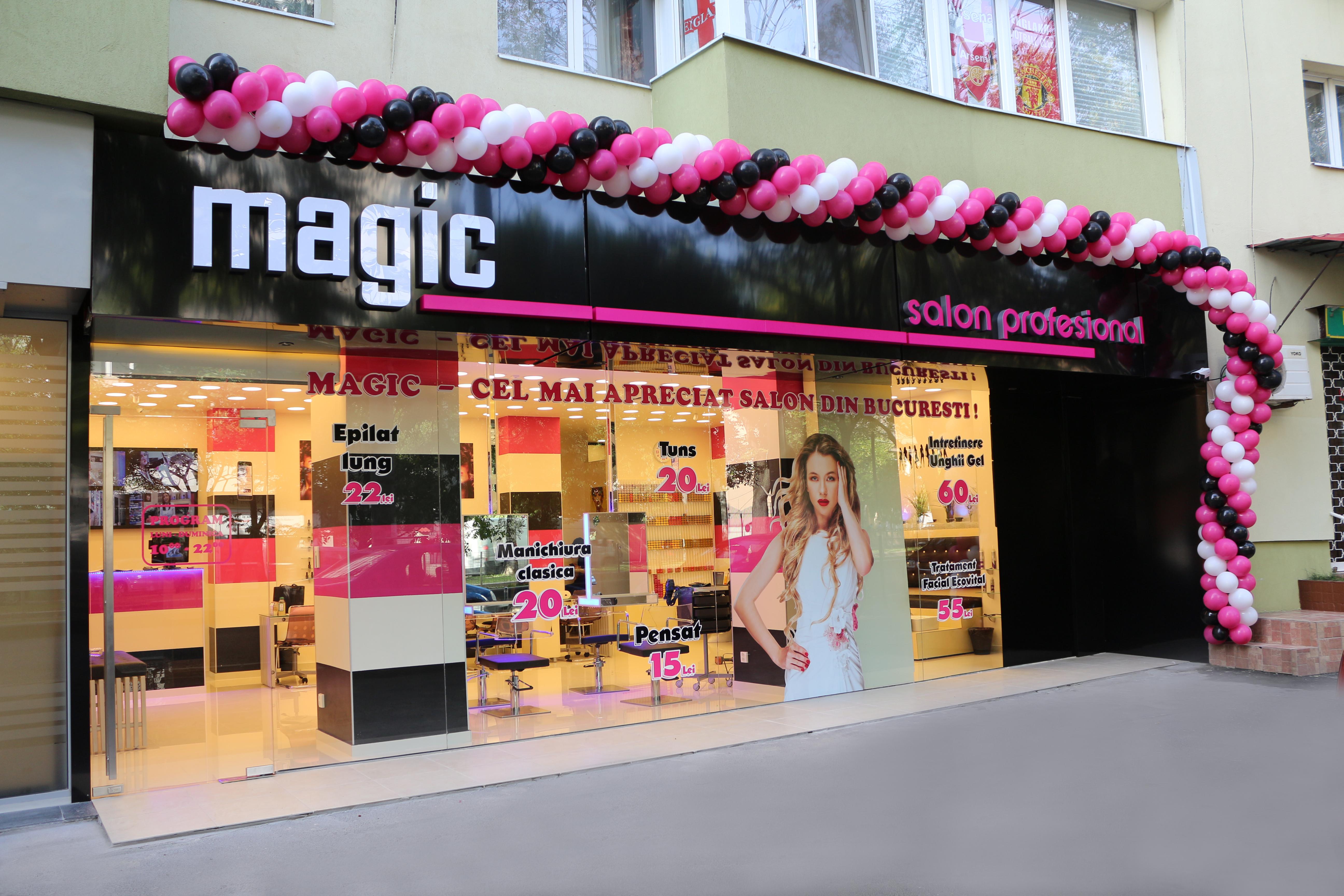 Salon magic preturi